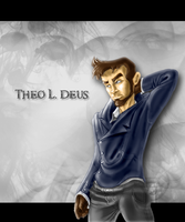 Theo Illustration by JRTribe