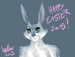 Happy easter 2015! by ks-claw