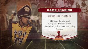 Drumline Loading Screen by treason3