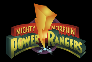 Mighty Morphn Power Rangers Logo HD! by MartynTranter