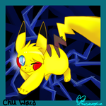 Chu Ward [Request/Gift] by thecatseyefire