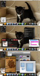 Mac OS X Kitten by sketched-dreams