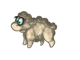 Sheep by Foxface-x3
