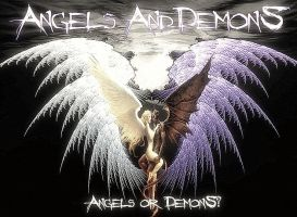 Angels and Demons by TuomasCoffee