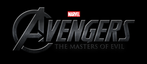 AVENGERS: THE MASTERS OF EVIL (Avengers 2) - LOGO by MrSteiners