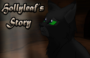 Hollyleaf's Story Wallpaper by TheWolfPack15