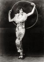 Vintage Stock - Ziegfeld Girl by Hello-Tuesday