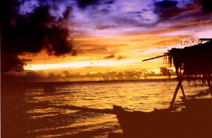 Carribean Fire by nat1874