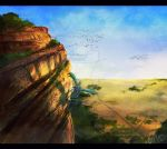Canyon by flannery123