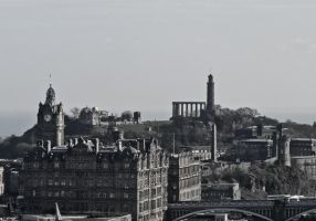 Edinburgh I by Sonia-Rebelo