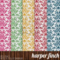 Pattern Paper Series 1, part a. by harperfinch