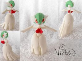 Mega Gardevoir by VictorCustomizer