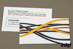 Electrician Business by inkddesign