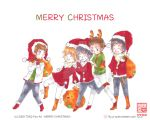 MERRY with YOU by P-SUKE