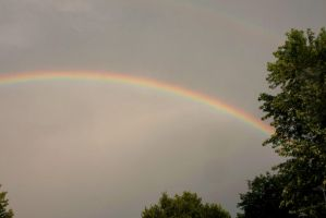 Somewhere Over the Rainbow by olearysfunphotos