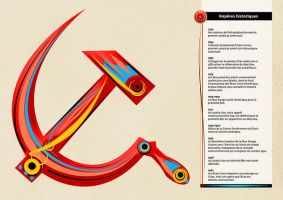 Communism - editorial design by kingDemoiselle