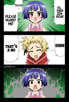 Medaka Box- Broken Heart by matakorn