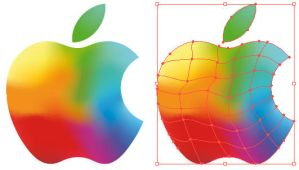 Apple Logo 2012 by Fixounet