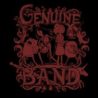 Adventure Time - Genuine Band by JustynaDorsz