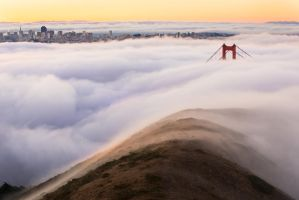 Morning myth | San Francisco by alierturk