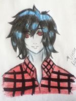 Marshall Lee Oooh by mizzue