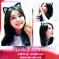 [PHOTOPACK] MINAH OF GIRL'S DAY #14 by Kem-Lilli