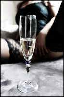 just a glass of champagne (3) by AlterEgoMy