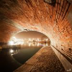 Under the bridge (Canal) by salviphoto