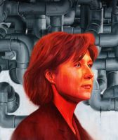 Christy Clark by carts