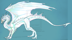 Tox Dragon Color Ref by ShadowToxin