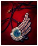 Gabriel's Wing Necklace by Sefi
