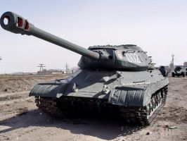 Is-4 by TheDesertFox1991