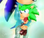 Protection... by SonicXLelile