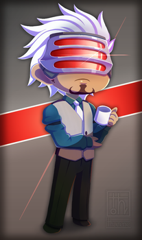 Ace Attorney - Godot by Tharene