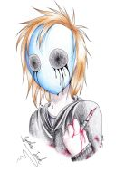 Eyeless Jack by Zeruma
