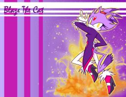Blaze wallpaper by Belen-1999