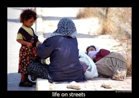 life On Streets by cemito