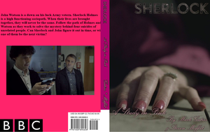 A Study In Pink Cover by teamfreewillangel