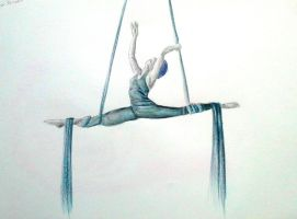 Course work study: Acrobat 2 by mirimitosa