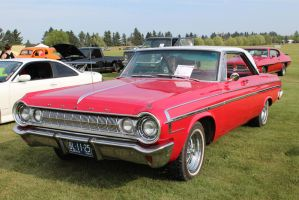 Red 'N White Polara by KyleAndTheClassics