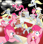 Iron Chef bakers by BB-K