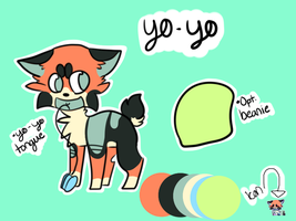 yo-yo auction!! (comes w/ an icon!!) by campfyre