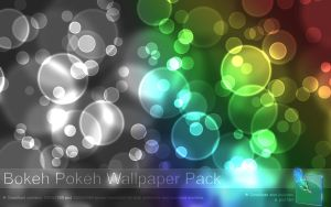 Bokeh Pokeh Wallpaper Pack by Pokehkins