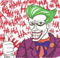 Collab - The Joker by s-carter
