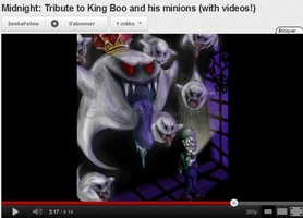 Midnight: King Boo Tribute With Videos - Youtube by Iceveyns