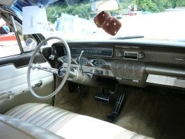 1961 Oldsmobile Dynamic 88 drivers office by RoadTripDog