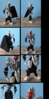 bionicle:  toa dormuk toa of death by CASETHEFACE