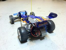 Traxxas Bandit LM 3 by p38lightning7