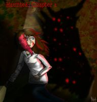 Haunted: Chapter 1 cover by doggie2271