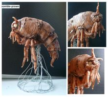 Zombie Prawn by cryoclaire